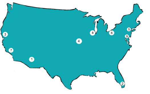 PrePodiatryLife map